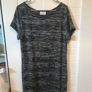 Loft Comfy Knit Dress Size M!